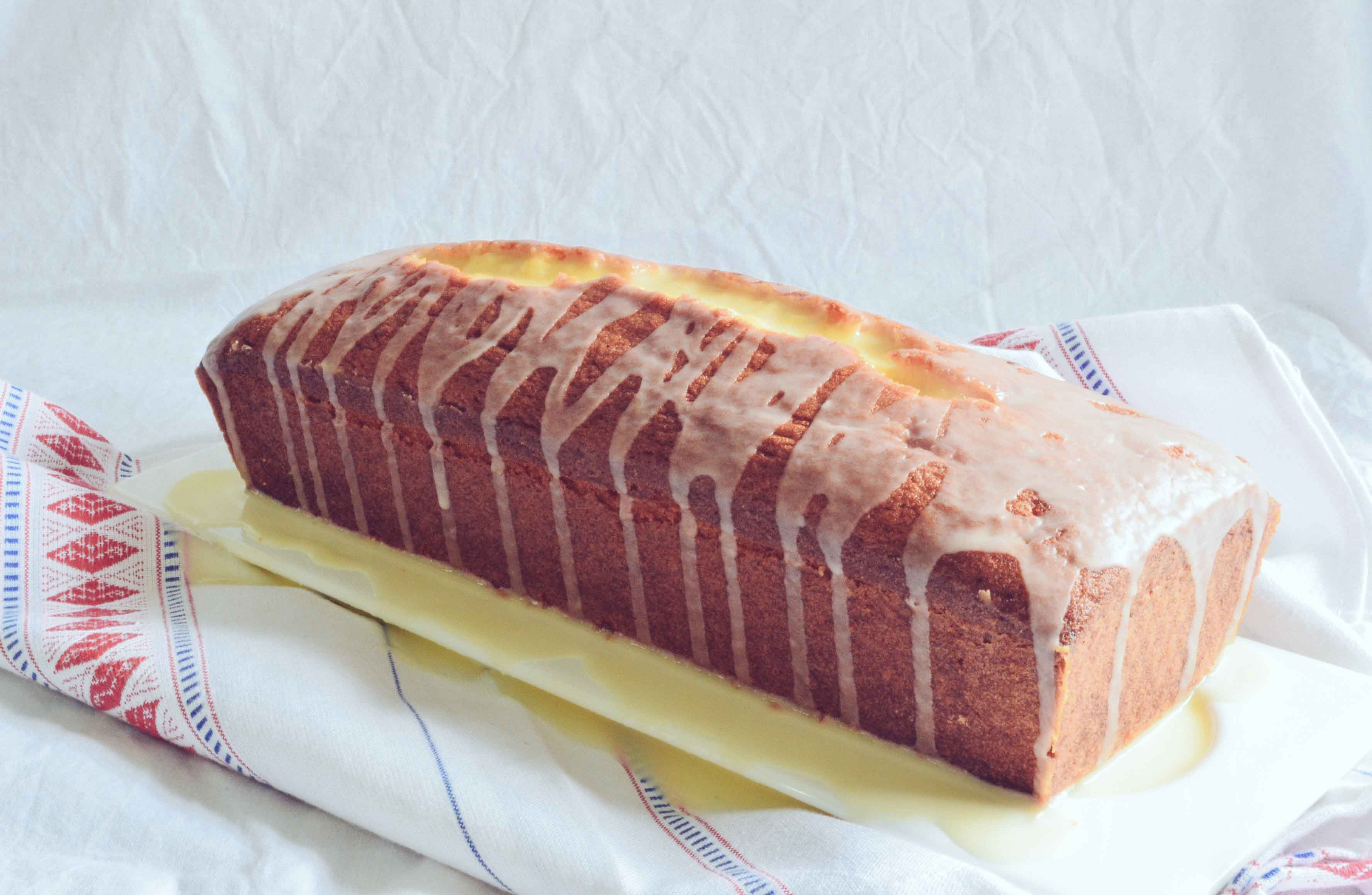 Sicilian Orange Cake-2