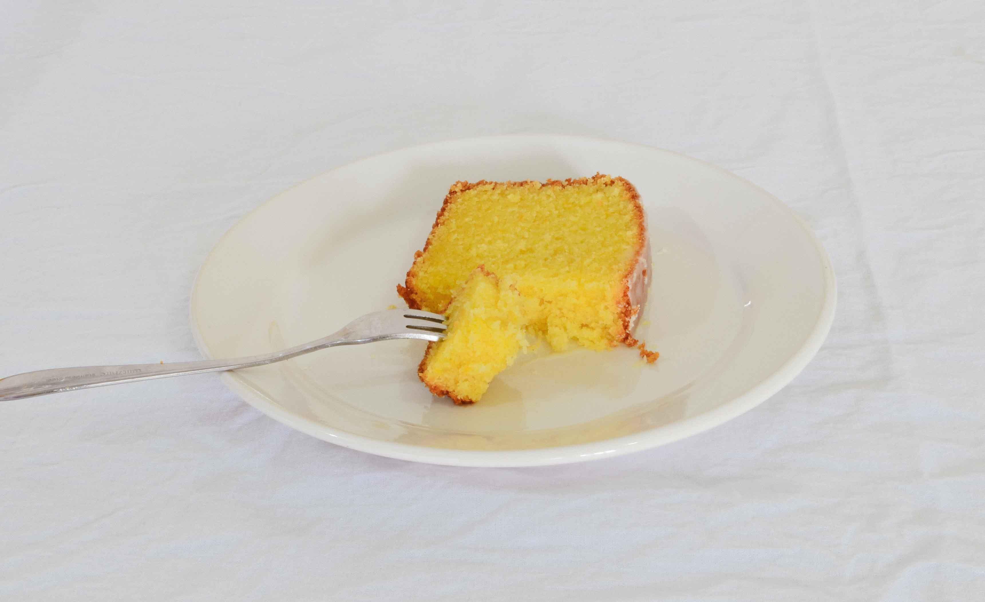 Sicilian Orange Cake-3
