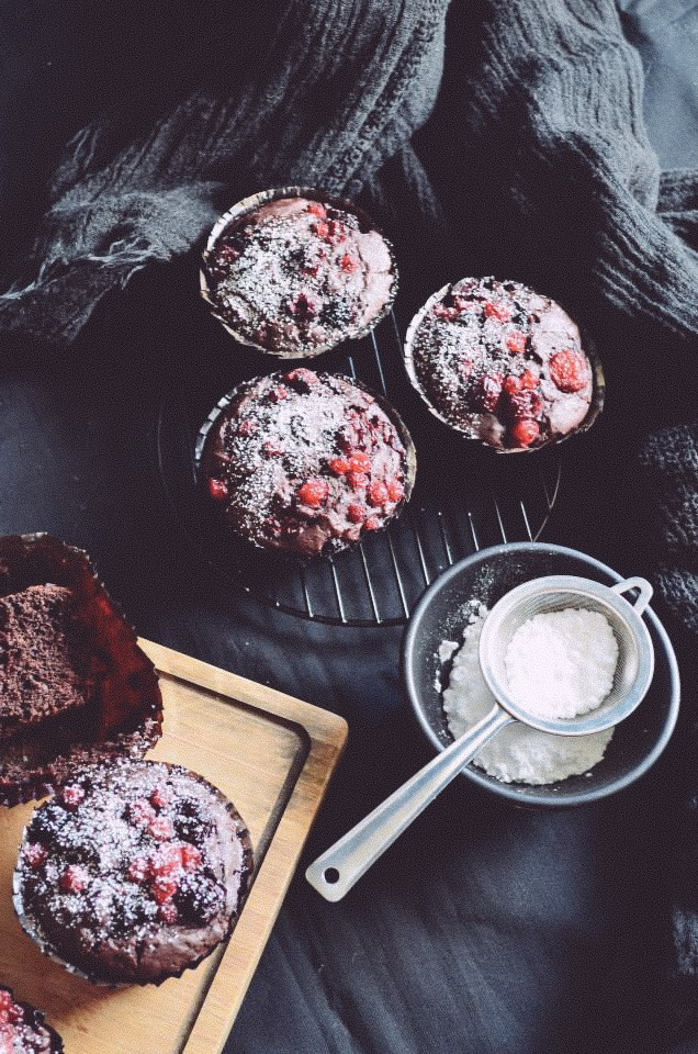 choc berry muffin 10