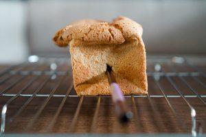 create tunnel in cake